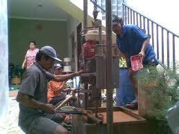 Mesin Bor Air Hidrolik 08156617176 jasa pengeboran air sumur jakarta depok