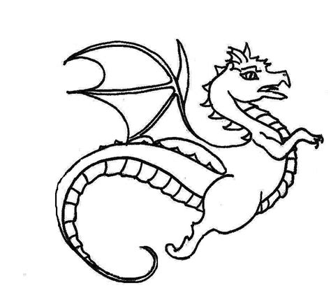 In Coloring Pages Dragon Coloring Pages Learn To Coloring