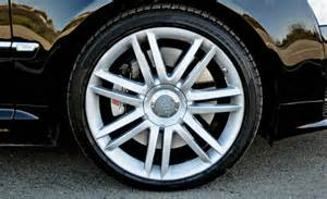 Audi Wheels 2007 Audi S8 Wheel Photo