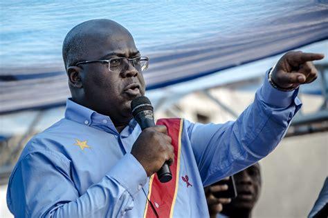 qui est felix tshisekedi proclame president de la rdc
