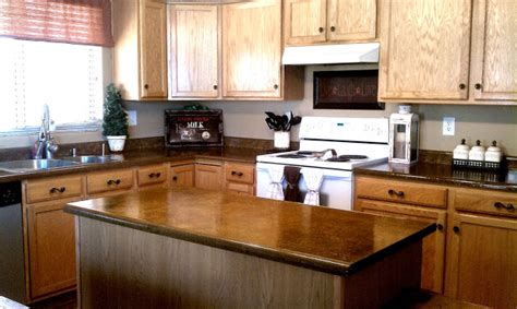 Just Countertops by Just Add Some Java Paint Laminate Countertops