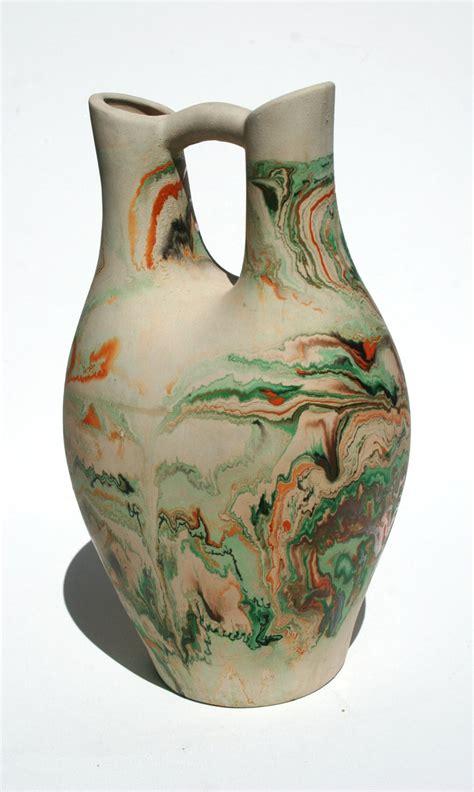 Wedding Vase by Nemadji American Indian Pottery Sand Jug Wedding