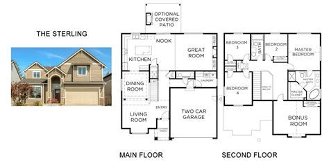 sterling homes floor plans meze