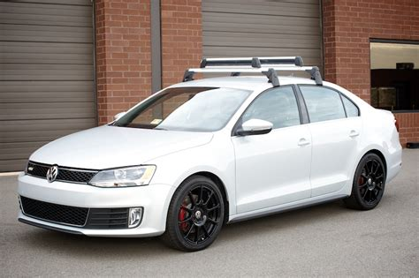 Volkswagen Jetta Roof Rack by 2011 2012 2013 2014 Vw Volkswagen Jetta Base Carrier Bars