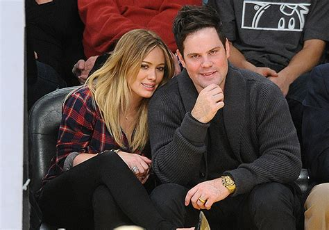 Hilary Talks About Split From Joel by Hilary Duff Mike Comrie Split Up We Ve Reach The End Of