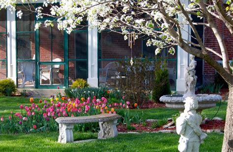 bed and breakfast galena illinois galena il bed and breakfast travelmag com s best picks