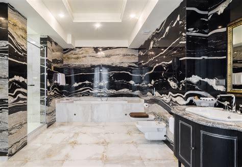 bagno bianco e nero bagni in marmo nero ep97 187 regardsdefemmes
