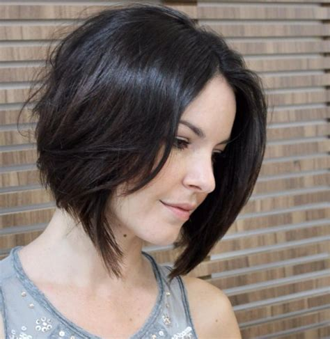 hairstyles for fine hair a line 20 chic short hairstyles for women 2018 pretty designs