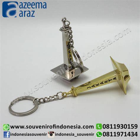 Oleh Oleh Key Chain Gantungan Kunci Dari Australia souvenir jakarta gantungan kunci monas 3d logam jakarta metal monas 3d key chain souvenir
