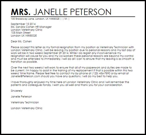 9 resignation letter due to stress template pdf word ipages