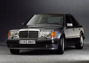 Mercedes W124 500e Mercedes W124 500e