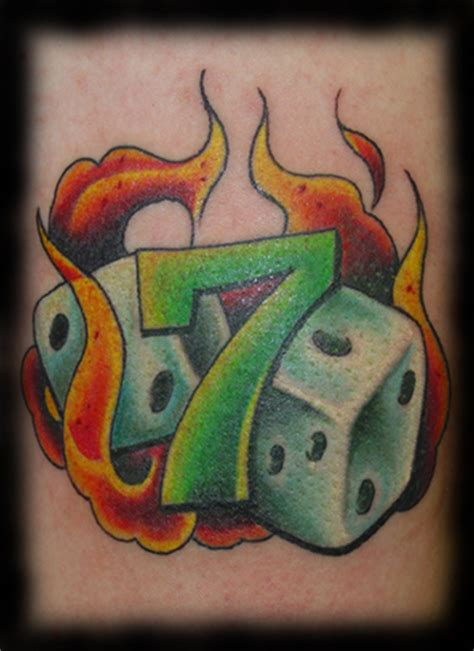 lucky 7 tattoo designs lucky 7 designs www pixshark images