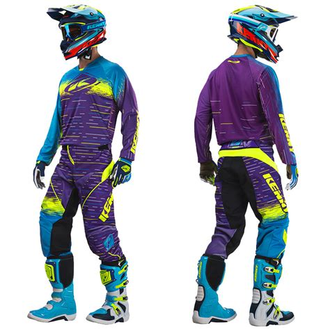 kenny motocross tenue cross kenny performance lines violet 2018 fx motors