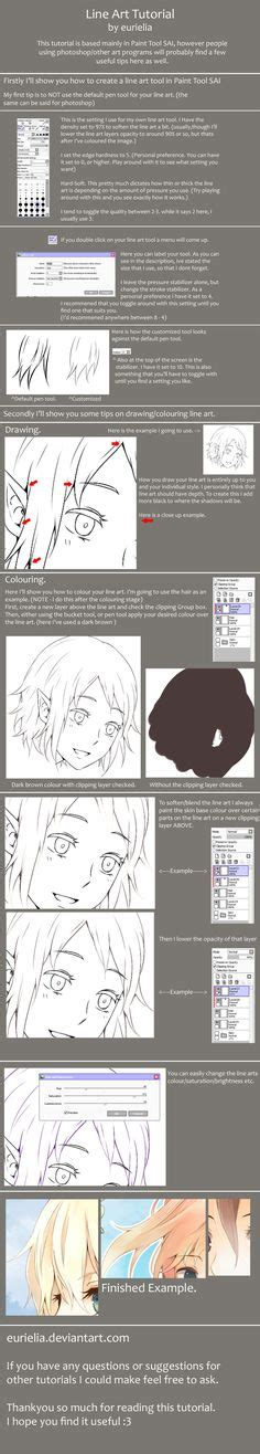 tutorial photoshop pemula sai mahir 1000 images about photoshop paint tool sai on pinterest