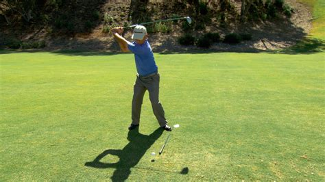 golf swing trajectory gca corey pavin driver trajectory tip golf channel