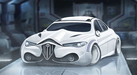 Star Wars Auto by Star Wars Character Cars Hiconsumption