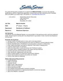 Ammunition Handler Cover Letter by Resume Pdf File The Resume Builder Resume Exles For A Chef Resume Experience