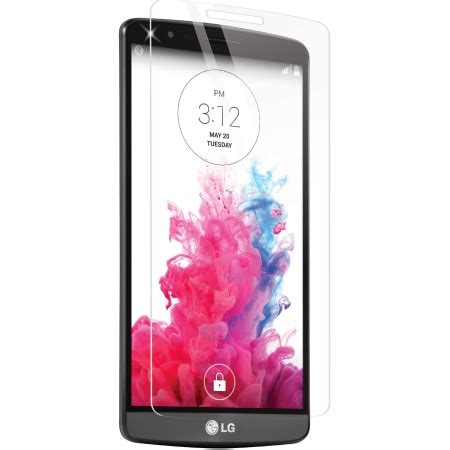 Tempered Glass Lg G3 bodyguardz glass tempered glass screen protector for lg g3 walmart