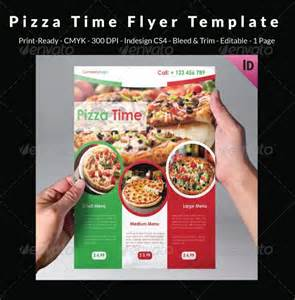 pizza template free 9 best images of free printable pizza flyers free