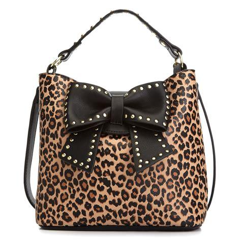betsey johnson hopeless bag in animal