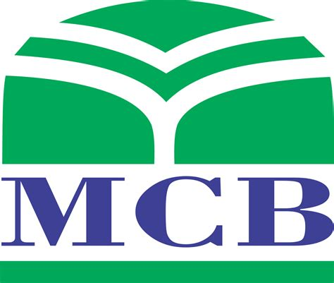 Mcb Bank Letterhead File Mcb Bank Logo Svg