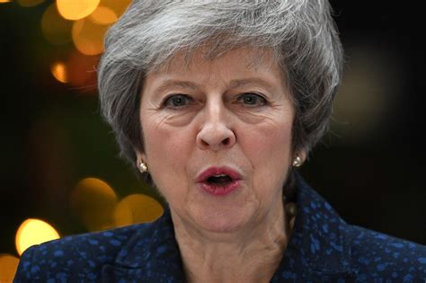 theresa may to face confidence vote � politico