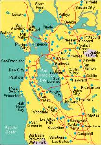 what exactly is the bay area san francisco fremont