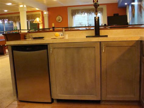 built in kegerator built in kegerator in kitchen home ideas collection
