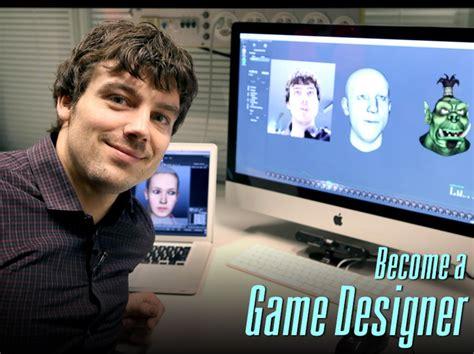 game design careers video game designer