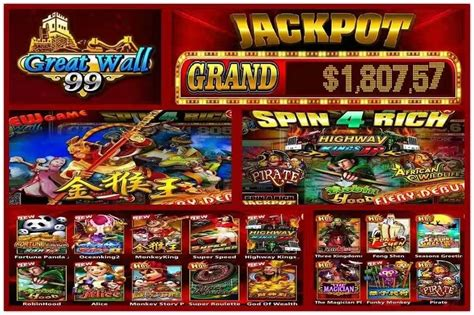 great wall  slots casino gw android