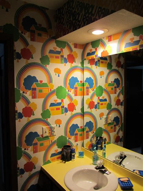 rainbow bathrooms one day at a time pressure and time