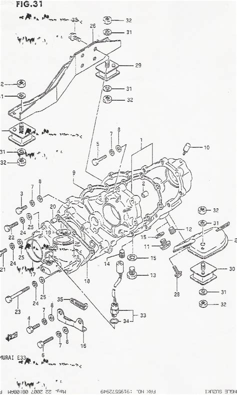 Suzuki Samurai Transfer Diagram Suzuki4x4 Hu Suzuki 4x4 Samurai