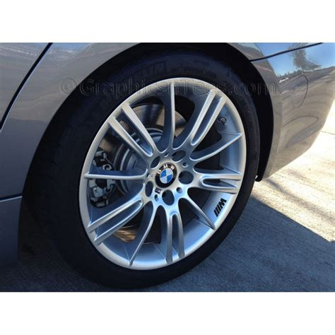 bmw m sport wheels bmw m tech m sport alloy wheel decals