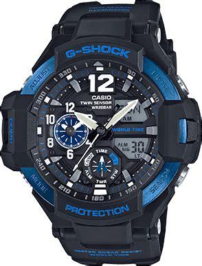 Casio Gshock Gwp ga1100sc 3a master of g s watches