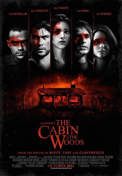 Cabin In The Woods Joss Whedon by Joss Whedon Quot The Cabin In The Woods Quot Fan Made Poster