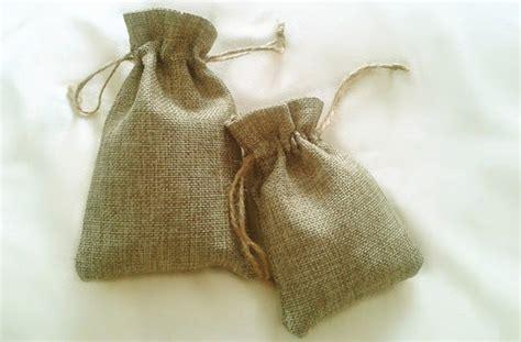 Pouch Serut Polosan Size 15x20cm wholesale 15x20cm 6x8inch 20pcs faux jute hessian mini bags wedding bomboniere pouches burlap