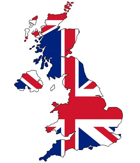 clipart uk flag clipart map pencil and in color