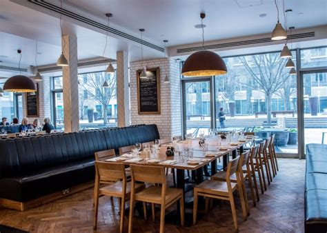 Toms Kitchen 2 by Luxury Dining Rooms At Tom S Kitchen Canary Wharf