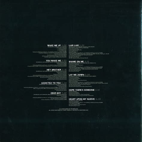 avicii vinyl lp avicii true prmd vinyl record