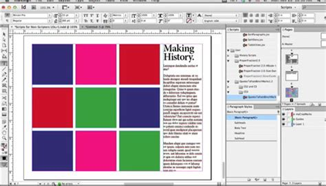 tutorial scripting indesign 30 useful adobe indesign tutorials to learn in 2013