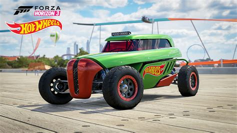 Hotwheels Z Rod 2 forza motorsport forza horizon 3 wheels