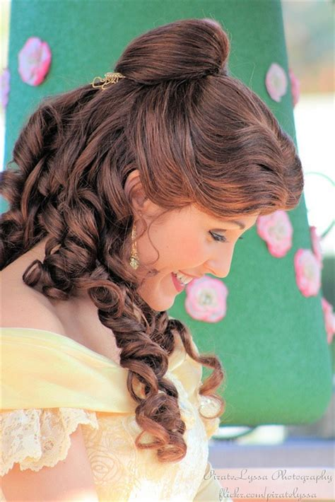 hairstyles on pinterest princess hairstyles hair 17 best ideas about belle hairstyle on pinterest belle