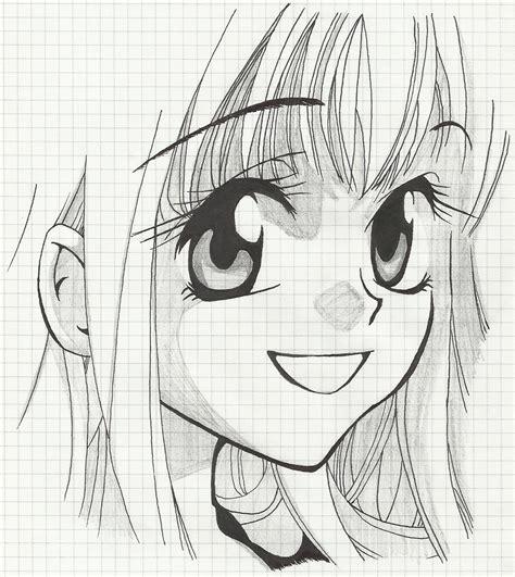 imagenes kawaii en blanco y negro im 225 genes manga en blanco y negro para dibujantes y