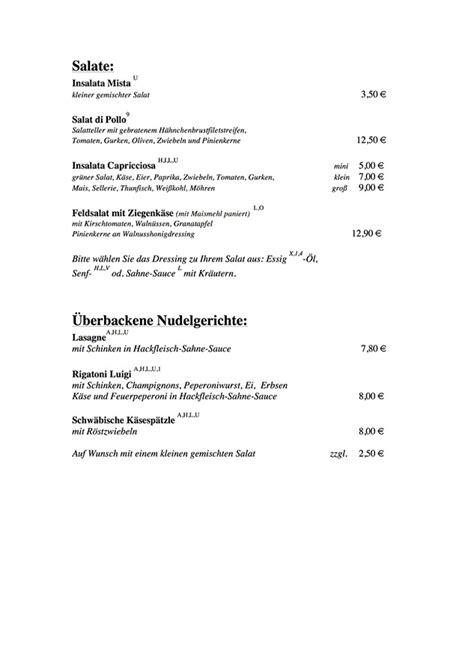 Scheune Speisekarte by Sayner Scheune Biergarten Cocktailbar