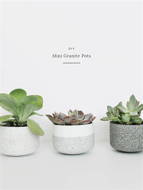 Mini Planters by 29 Diy Succulent Planter Ideas Creative Ways To Display