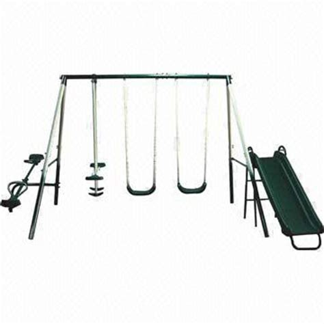 swing set with seesaw swing set with slide and seesaw global sources