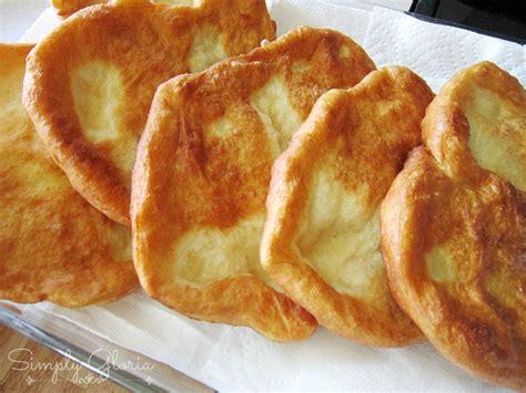 homemade fry bread simply gloria