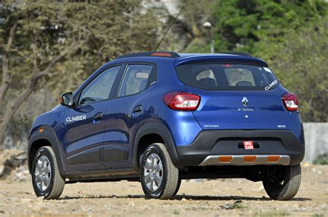 Renault Kwid Climber interior and exterior images