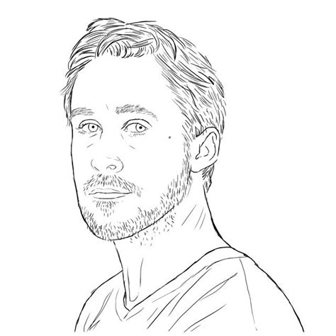 i love ryan gosling coloring book by mel coloring pages