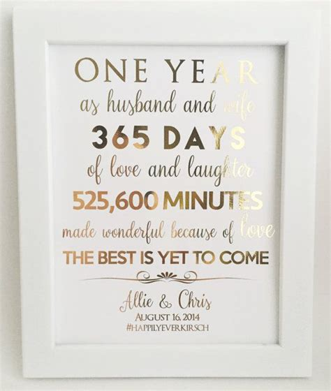 1st wedding anniversary ideas paper 25 best paper anniversary gift ideas on pinterest men